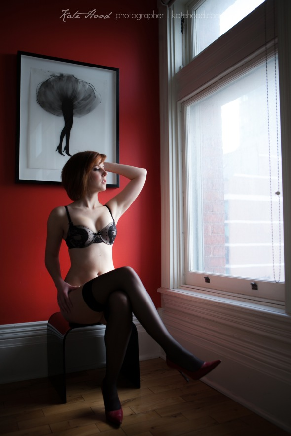 Boudoir Photography at The Gladstone Hotel